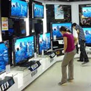 Магазины электроники Унъюгана